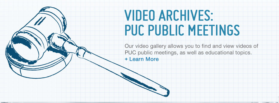 Public Meeting Archives